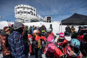 Snowboard Event Laax